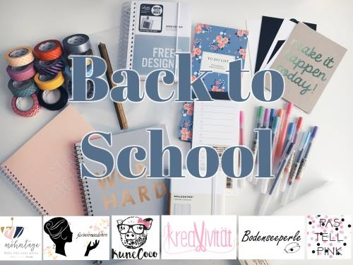Back to school Titel
